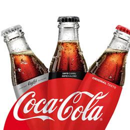 Coca Cola, Fanta, Tonic